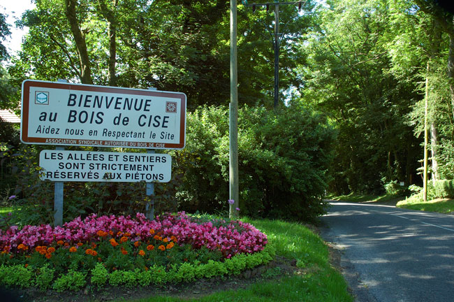 3e étape sur la cote picarde  Le Bois de Cise  ~ Maison A Vendre Bois De Cise