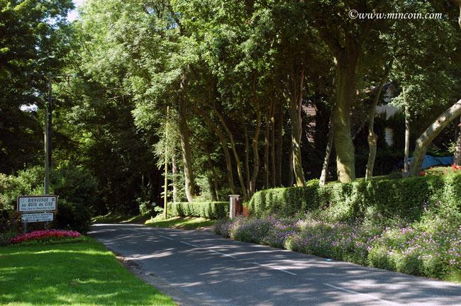 3eétape sur la cote picarde Le Bois de Cise Gensenadine's Blog # Bois De Cise Hotel